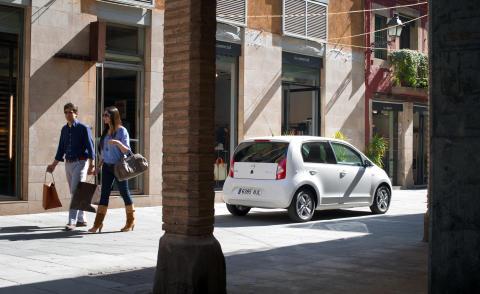 Godt nyt fra SEAT til de danske bilkøbere - SEAT Mii med 5 døre fra under 1.000 kr. om måneden