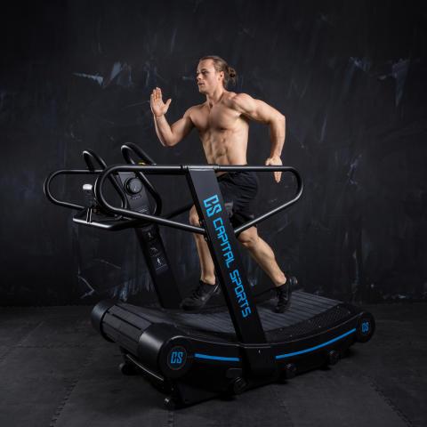 Runatic Curved Laufband Running 10032213