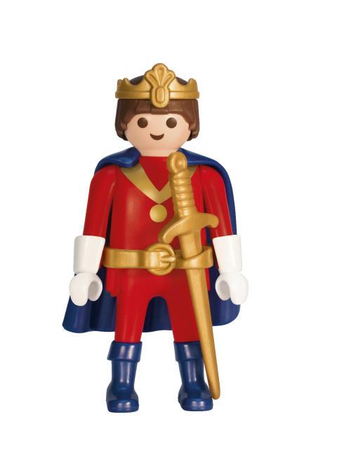 Príncipe se convierte en un click de Playmobil® en edición limitada