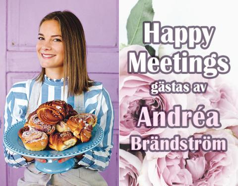 Happy Meetings - Speedmeeting och Afternoon Tea