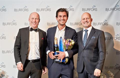 Årets Bjurfors-mäklare 2016, vinner titeln för fjärde året i rad