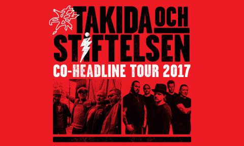 Takida och Stiftelsen till Linköping Konsert & Kongress