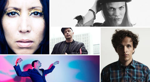 Grammis 2016: Titiyo, Salem al Fakir, Jakob Karlberg och Jonathan Johansson nominerade