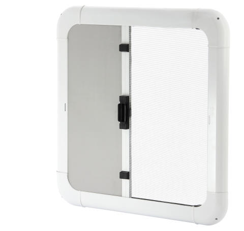 Hi-res image - VETUS - VETUS HMB 2.0 series roller blind and fly screen combination