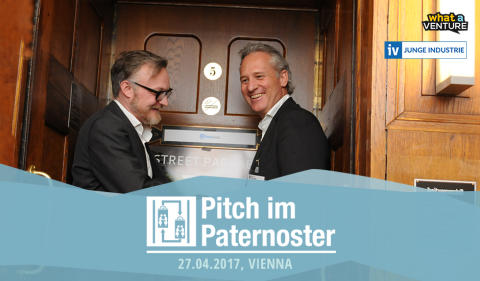 Pitch im Paternoster