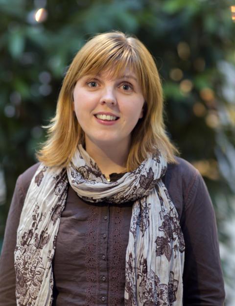 Christine Ehrlander, produktspecialist