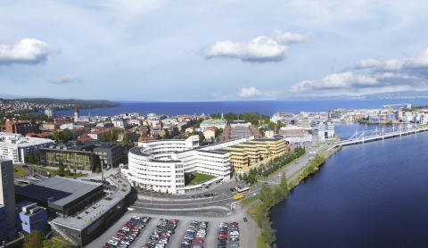 Rekordmånga internationella studenter till Jönköping University