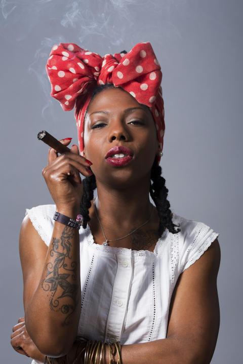 Sommarunderhållningen presenterar: beats från Kuba med La Dame Blanche