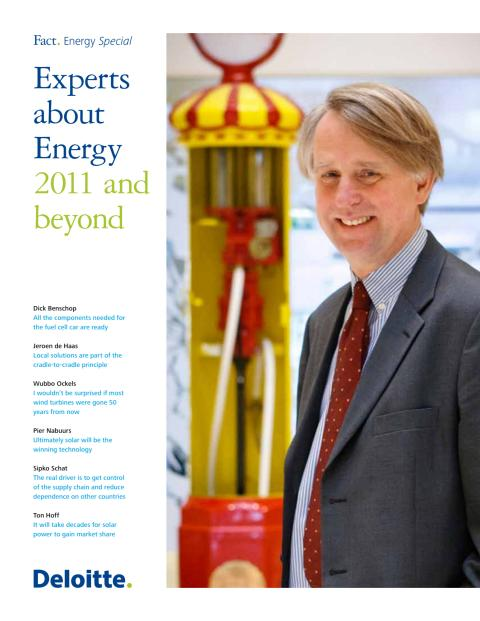 Experts about Energy 2011 and Beyond