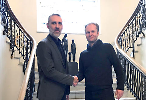 Mikael Persson blir ny näringslivsutvecklare i Karlshamns Kommun