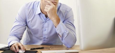 10 tecken på att du kan ha ett allvarligare problem med lösenord än du vet