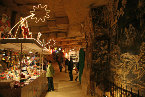 Shop 'til you drop at Holland's quirkiest Christmas markets with Stena Line