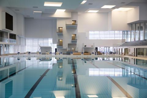 Svømmeanlegget blir Norges nasjonalarena. I juni ble det bestemt at det skal oppkalles etter svømmeren Alexander Dale Oen som døde brått i 2012.