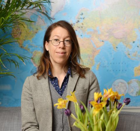 Smart video, med vd Johanna Björklund, utvecklar en ny videoplattform för ökad onlineförsäljning.