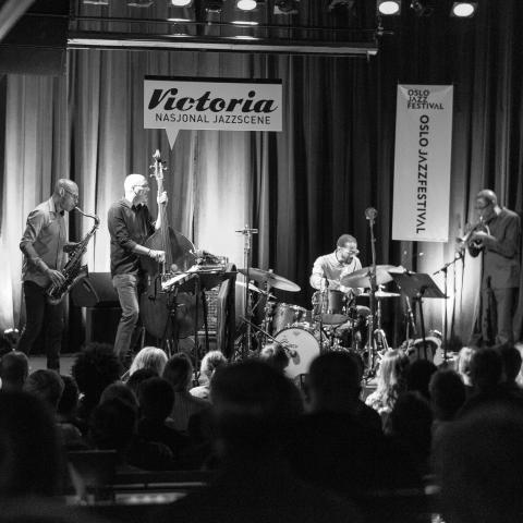 Joshua Redman 120817 Oslo Jazzfestival