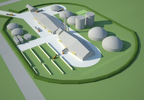 Vrå Biogasanlæg