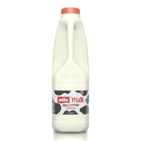 Müller Milk Skimmed 2