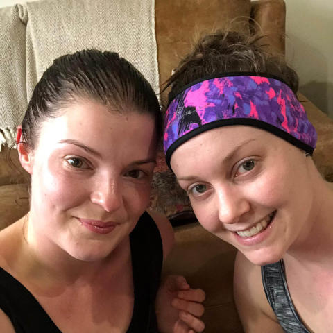 Mum's marathon mission for charity that helped during daughter's meningitis battle