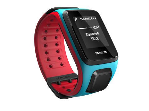 TomTom -  Runner 2 Cardio + Music prisad på ISPO