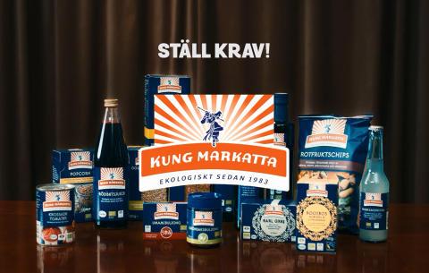 Kung Markatta uppmanar konsumenterna att ställa krav