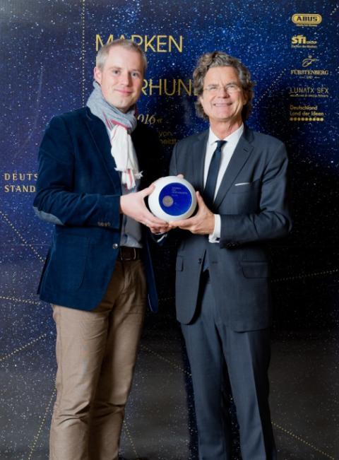 """Sylt leuchtet als """"Marke des Jahrhunderts"""""""