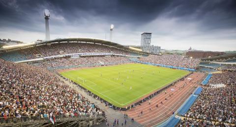 Åbro slår ytterligare ett slag för svensk fotboll som arenapartner till Ullevi