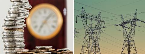 Därför är elpriset så högt