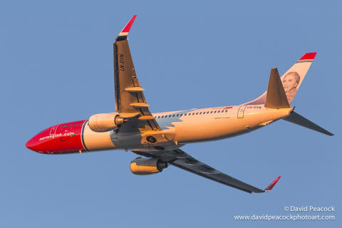 The pilot strike amounted to a loss of 350 MNOK for Norwegian