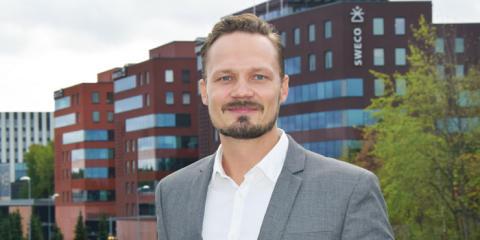 Tuomo Tiilikainen nimitetty Sweco Finlandin digitaalisen liiketoiminnan kehitysjohtajaksi