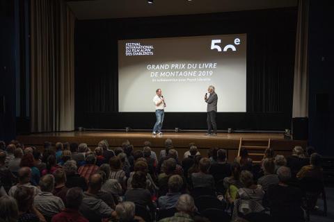 Festival du Film Alpine in Les Diablerets