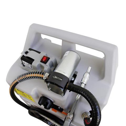 Säker oljekärra från Ikaros® Cleantech