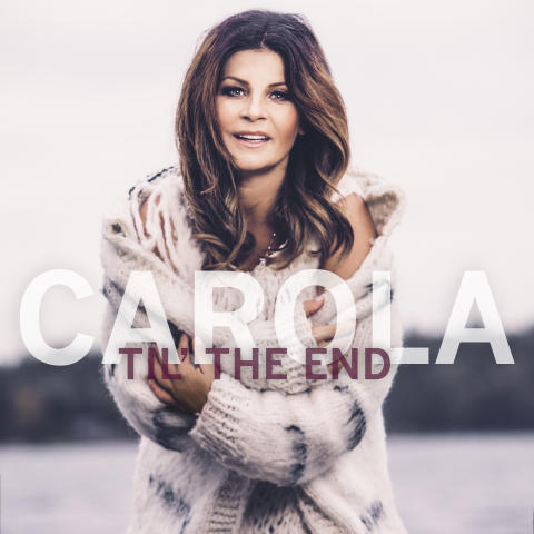 "Carolas new single ""Til' the end"" - brand new music video!"