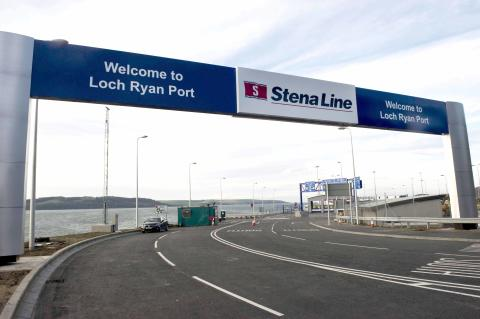 Poor road access at Scottish Ports disadvantages NI economy