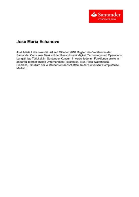 Vita José María Echanove