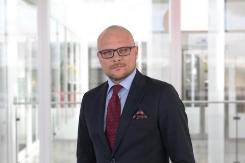 Pär Johansson, digitaliseringsexpert Visma i Sverige