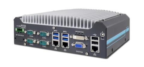 Världens minsta fläktlösa dator för Intel Skylake processorer?