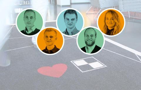 Strateg växer – rekryterar fem nya medarbetare