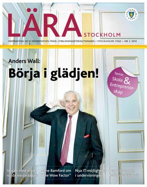 LÄRA Stockholm nummer 5 2010