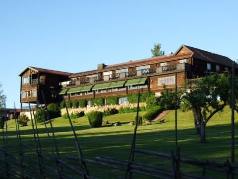 Green Hotel sommar