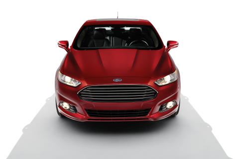 FORD FUSION - 2