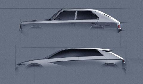 Hyundai 45.
