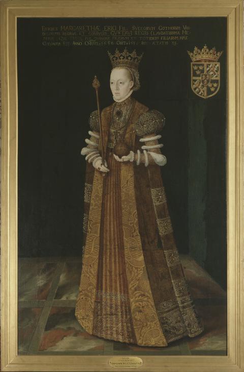 Margareta Leijonhufvud – den goda drottningen.  Föredrag i Livrustkammaren