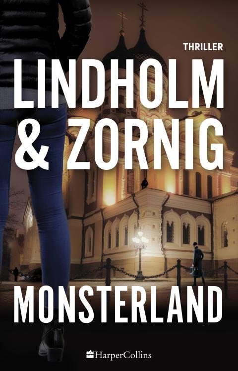Udkommer i dag: MONSTERLAND af Mikael Lindholm & Lisbeth Zornig