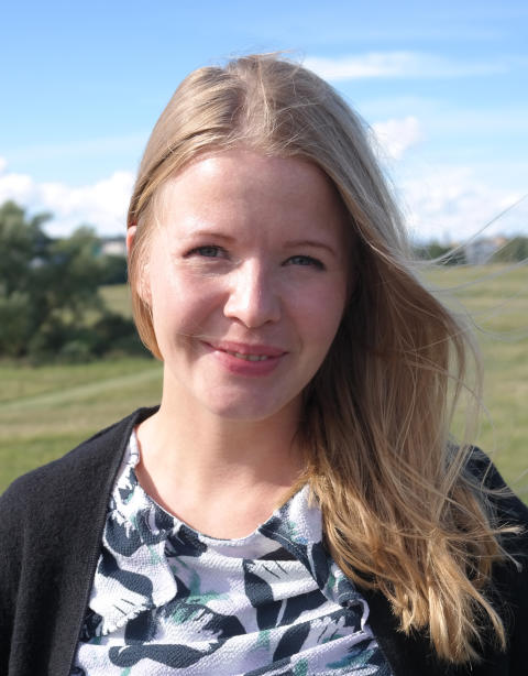 Styrelseledamot Jenni Nylander