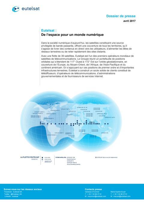 Dossier de presse, avril 2017 (PDF, 573 Ko)