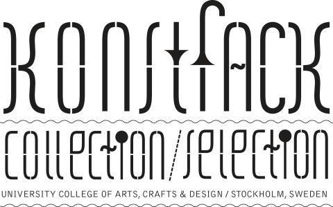 Konstfack Collection and Selection presenteras i Milano