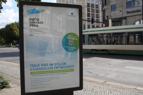 Hugo-Junkers-Preis 2014 – 25 Finalisten weiter im Rennen um begehrten Innovationspreis des Landes