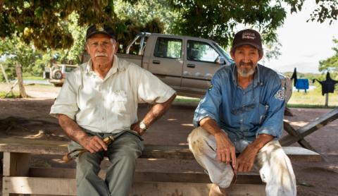 BLOG 4: Landsbyidyl i lokal landsby