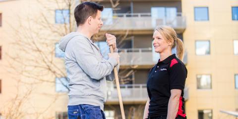 SafeTeam Lås-Borgström ställer ut på Fastighetsmässan i Malmö