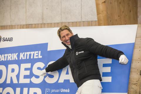 VM-ryttare till Timrå Hästsportförening